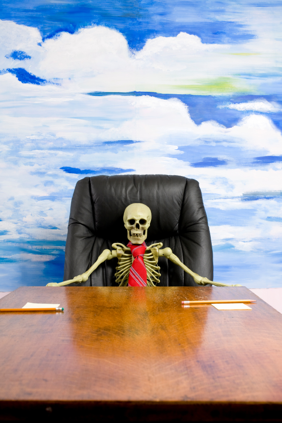Why do so many business owners die at their desk?